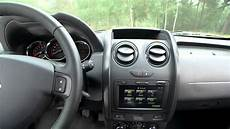 2014 Dacia Duster Facelift Interior Official