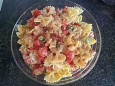 Nudelsalat Ohne Majonaise - nudelsalat mit thunfisch ohne mayo rezept mit bild