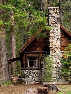 Home In The Forest Of Wood And Landscapes Kleine