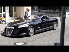 Who Own Mercedes maybach exelero who owns