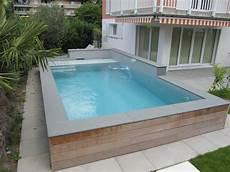 bloc polystyrène pour piscine 106635 piscine semi enterree bloc polystyrene