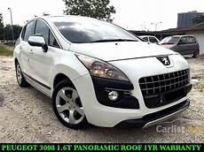 Peugeot 3008 2012 1 6 In Selangor Automatic Suv White For