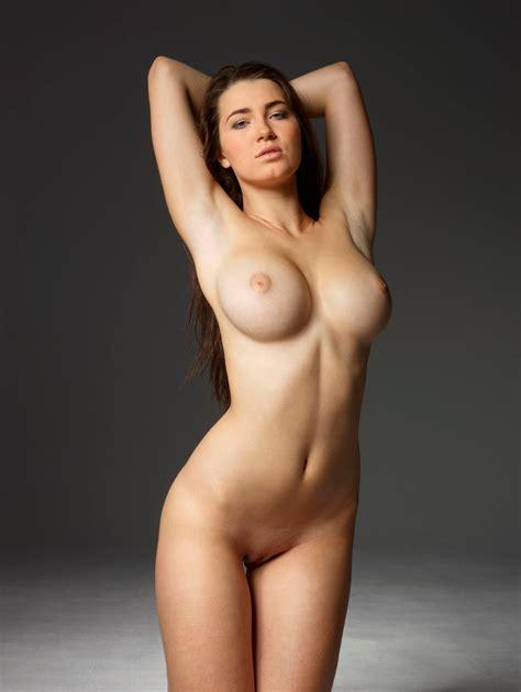 Perfect Nude Woman Body