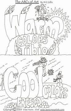 color value worksheet google search printables art lessons elementary art handouts art