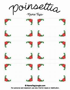 place card template word a4 free printable nature name tags page 2