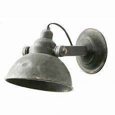 loft rusted industrial metal wall sconce 9941 browse