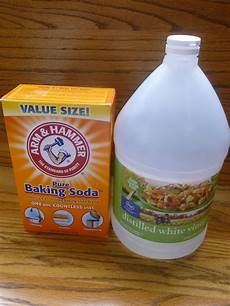 Bathroom Cleaner With Baking Soda And Vinegar by How To Clean Almost Everything In Your Home With Vinegar