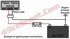 trail tech wiring diagram wiring diagram and schematic diagram images