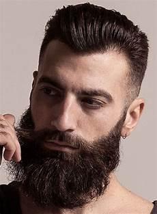 Mens Hairstyles Beard