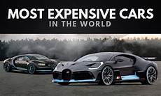 What Is The Most Expensive Vehicle by The 20 Most Expensive Cars In The World Updated 2019