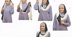 Cara Memakai Jilbab Yang Simpel Tutorial