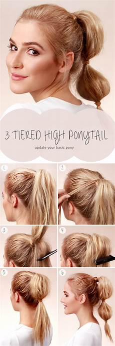 Top 10 Hairstyle Tutorials For Summer Pretty Designs