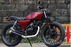 Modif Thunder 125 Minimalis by Modifikasi Suzuki Thunder 125 Property Shooting Gilamotor