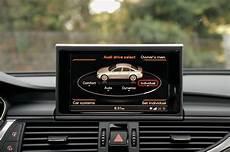 audi drive select audi a6 prestige 3 0 tfsi minimally minimal