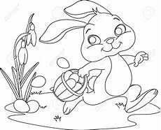 easter bunny ears coloring pages and print for free