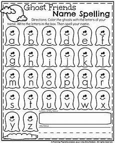 spelling names worksheets 22490 october preschool worksheets preschool worksheets preschool names worksheets