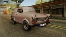 Trabant 601 Kombi For Gta San Andreas