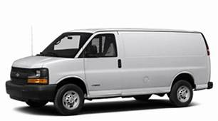 Chevy Express Cargo Vans For Companies  Lease