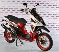 Modifikasi X Ride Supermoto by Modifikasi Yamaha X Ride Supermoto Til Lebih Gagah Dan Maco