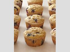 oatmeal blueberry muffins_image