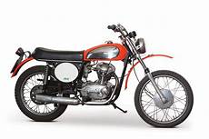 1970 Ducati 125 Scrambler Top Speed