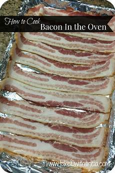how to cook bacon in the oven take 10 with tricia
