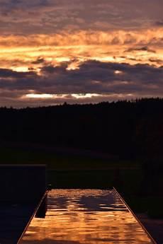 Gambar Laut Air Horison Awan Langit Matahari Terbit