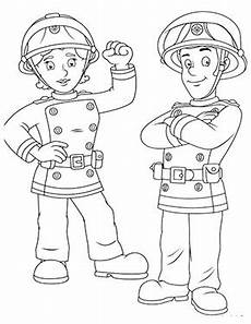 Malvorlagen Kinder Feuerwehrmann Sam Feuerwehrmann Sam Ausmalbild Und Sam Zum