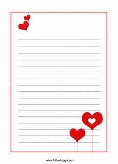 scrivere lettere d carta lettere san valentino fogli dedica maestre