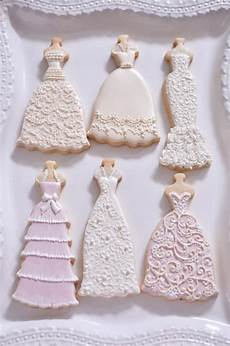 Wedding Gown Cookies 6 beautiful cookie ideas for your wedding arabia weddings