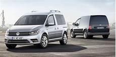 Volkswagen Caddy Nouveau En Surface Challenges