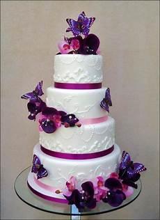 Butterfly Wedding Cake Ideas