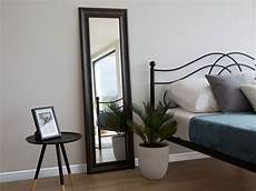 spiegel schwarz spiegel schwarz wandspiegel badspiegel 51 x 141 cm