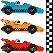 Silhouette Race Car At GetDrawings  Free Download