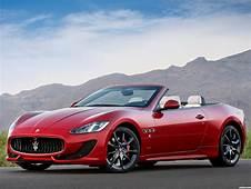 2013 Maserati GranCabrio Sport  Auto Cars Concept