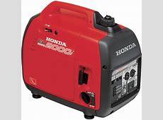 2000 Watt Honda Generator   San Diego Film Equipment