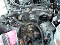how to change starter on a 2000 infiniti g locating starter on 01 maxima youtube