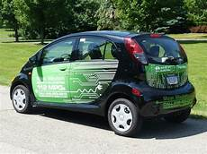 how to fix cars 2012 mitsubishi i miev instrument cluster review 2012 mitsubishi i miev the truth about cars