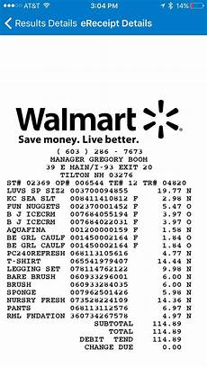 walmart receipt scanner breakpr