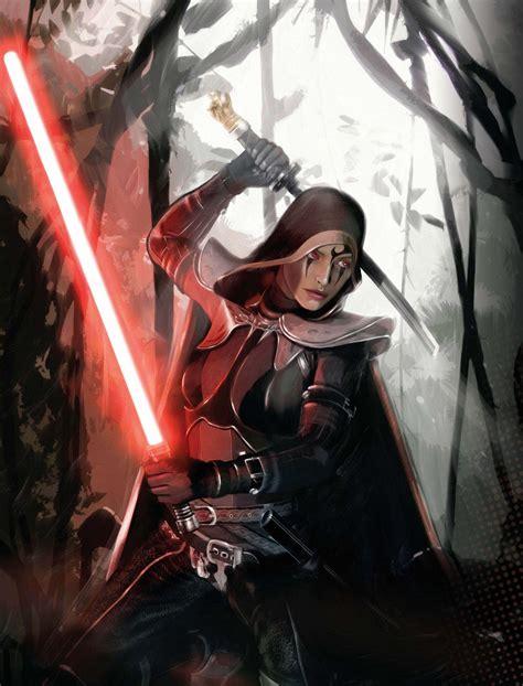 Star Wars Female Sith