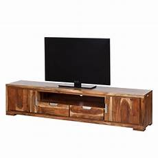tv lowboard massiv tv lowboard vision ii akazie massiv home24
