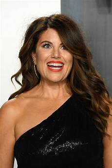 Monica Lewinsky Monica Lewinsky At 2020 Vanity Fair Oscar Party In Beverly