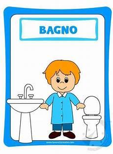 bagno bimbi cartello bagno bambini