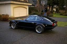 Black Datsun 260Z 2  240z Nissan Z Cars Car