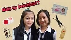 Tutorial Make Up Anak Sekolah Expectare Info