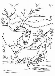 herd coloring pages