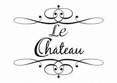 M 246 Beltattoo Le Chateau Mit Ornament Shabby Chic Style