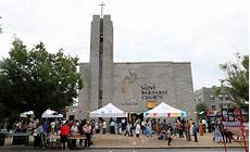 st barnabas fetes 100 years of catholic faith st barnabas fetes 100 years of catholic faith in sw
