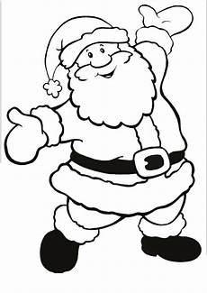 Weihnachten Malvorlagen Kinder Ausmalbilder Zu Weihnachten Weihnachtsmann