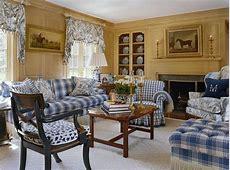 English Country Cottage Decor   Rinfret, Ltd.   Living